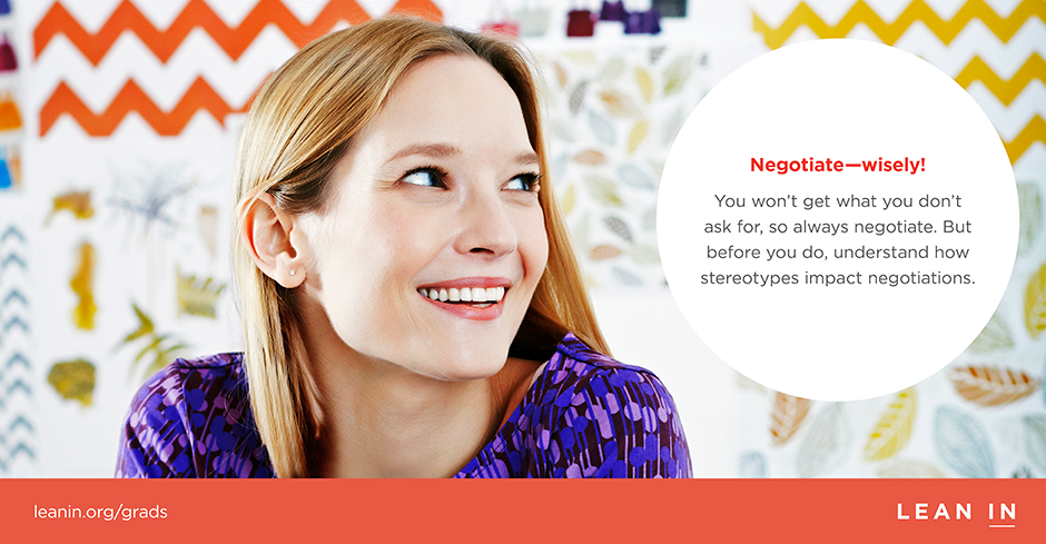 Tip 3: Negotiate—wisely!